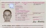 Ý nghĩa của các dòng ký hiệu trên hộ chiếu Ba Lan