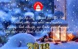 CLB Hà Thành tại Ba Lan gửi thiệp Chúc mừng Lễ Giáng Sinh và Năm Mới 2018