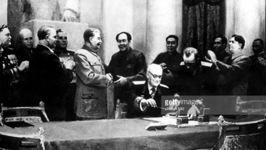 Sự thật về cuộc gặp Mao Trạch Đông – Stalin