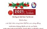 Hội người Việt Nam tại Ba Lan: Chúc mừng Lễ Giáng Sinh và năm mới 2021
