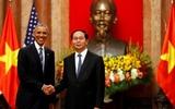 Trung Quốc bình luận về  chuyến thăm Việt Nam của Tổng thống Mỹ Obama