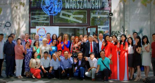 Lời cảm ơn của Quỹ hỗ trợ người Việt hội nhập tại Ba Lan