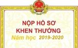 Đại sứ quán Việt Nam tại Ba Lan: Thông báo nộp hồ sơ khen thưởng cho học sinh, sinh viên, năm học 2019-2020