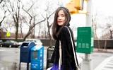 Phong cách thu sành điệu của các fashionista gốc Việt