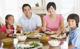 Bí quyết duy trì bữa tối lý tưởng cho gia đình
