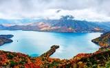 Những bức tranh 'mùa thu vàng' tuyệt đẹp ở các nước.