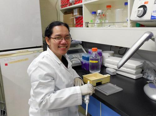 Nữ tiến sĩ y khoa trẻ của Việt Nam được thế giới vinh danh