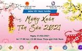 Hội người Việt Nam tại Ba Lan: Thông báo (số 1) chương trình