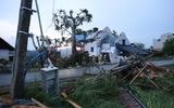 Gió lốc lớn ở Cộng hòa Séc, tình trạng